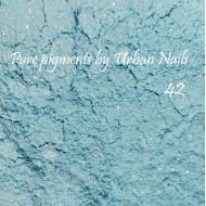 Pigment 42 pastel blauw
