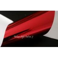 Urban folie 7 rood