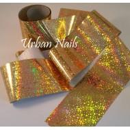 Urban Pure Foil Golden plash 39
