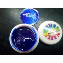Foil gel blauw