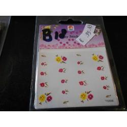 sticker B 18