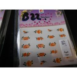 sticker B 22