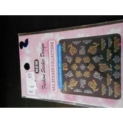 sticker D 2