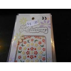 sticker E   33