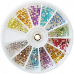 Carrousel strass color 2 mm