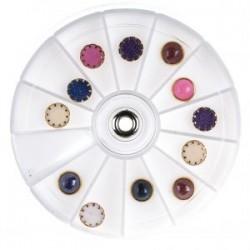 Strass wheel cj 51