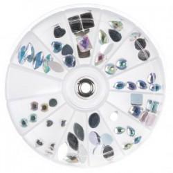 Strass wheel r 160