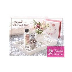 AB 125A Rose Quartz Giftset + 250 ml Romance oil
