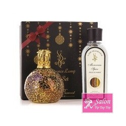 AB586 Golden Sunset Christmas Giftset + 250ml Moroccan Spice Oil