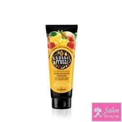 PEACH & MANGO Hand en nail cream 100 ml