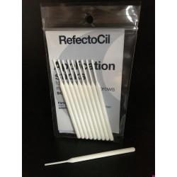 Refectocil Application sticks soft