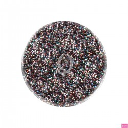 acryl color glitter multi 5gr