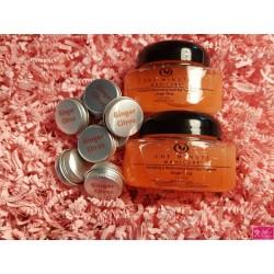 Leeg doosje One minute manicure Ginger Citrus (5 stuks)