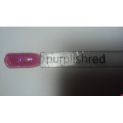 Quida glitter purplish red 5 gram