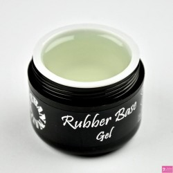 Urban Nails Rubber Base  Clear potje 15ml