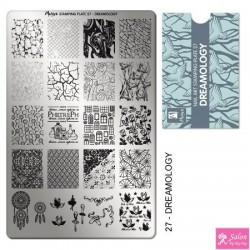 Moyra Stamping Plate 27 Dreamology