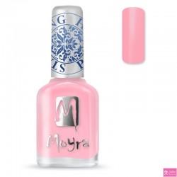 Moyra Stamping Nail Polish sp19 light pink