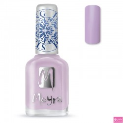 Moyra Stamping Nail Polish sp16 light violet