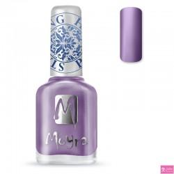 Moyra Stamping Nail Polish sp11 metal purple