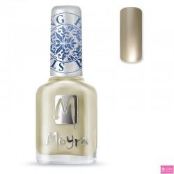 Moyra Stamping Nail Polish sp09 gold