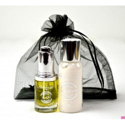 Spa Exclusieve Oil + Lotion