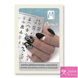 Moyra stamping cataloges