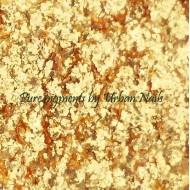 Pigment goud glitter (5)