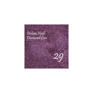 Urban Diamond Line Glitter 29