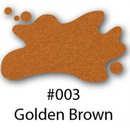 AN Nail Art Paint 003 Golden Brown