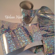Urban folie Pure : Silver Party Bubbles pf 40