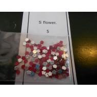 s flower 5 (rood)