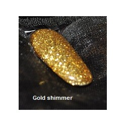 acryl color glitter 11 goud 10 gr
