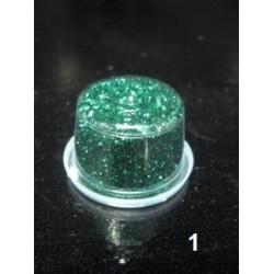 Glitter 10 gr groen