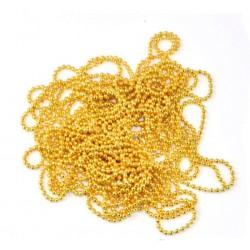 kaviaar ketting goud