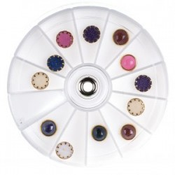 Strass wheel cj 51