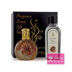 AB612 Giftset Tahitian Sunset Lamp + 250ml Oriental Spice Oil