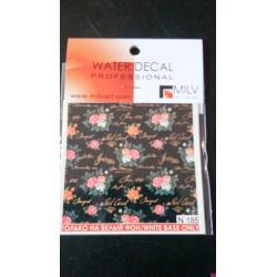 Waterdecal  n185