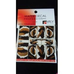 Waterdecal  j85