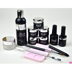 Urban Nails NeXt gel De Luxe kit