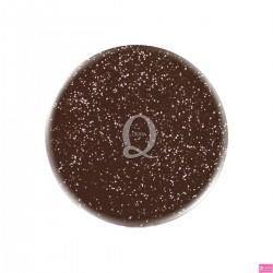 Quida glitter dark bronw 5 gram