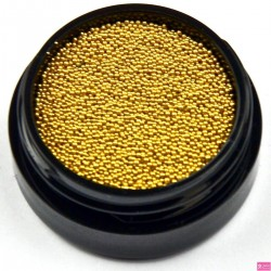 Urban Nails Caviar Beads 08 (geel)