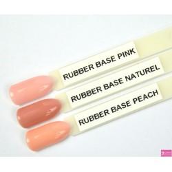 Urban nails Rubber Base Gel peach
