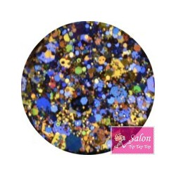 Urban Nails Festive Harlequin glitter collection FH01