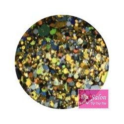 Urban Nails Festive Harlequin glitter collection FH03