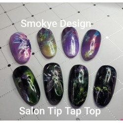 Smokey Nailartdesign