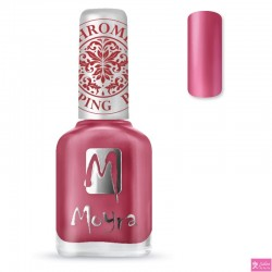 Moyra Stamping Nail Polish sp29 chrome rose