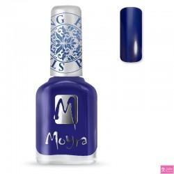 Moyra Stamping Nail Polish sp05 blue