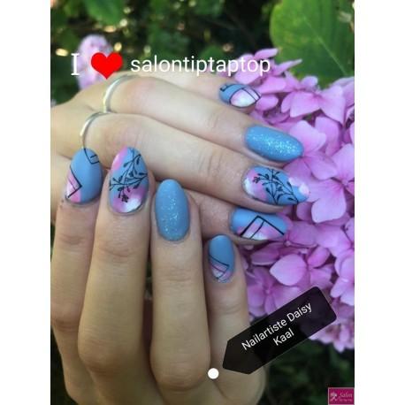 crea ochtend nail art
