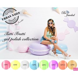 Be Jeweled Tutti Frutti Gel Polish Collectie