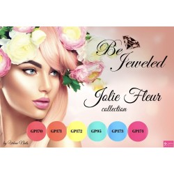 Be Jeweled Jolie Fleur Gel Polish Collection
